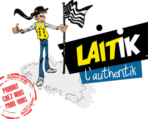 Logo Laitik L'Authentik